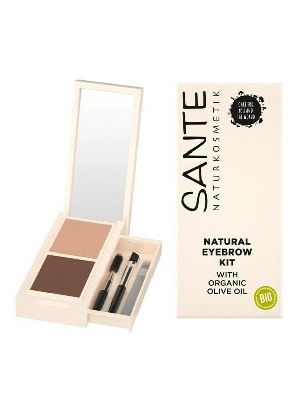 SANTE Eyebrow Natural Kit 2.4gr
