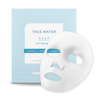 Thank You Farmer True Water Deep Cotton Mask 25ml