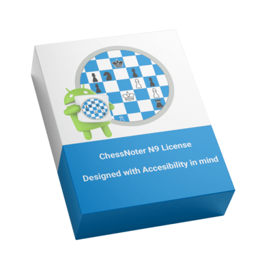 ChessNoteR N9 Marshmallow License