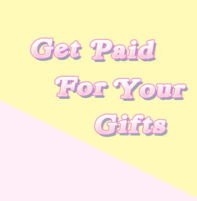 EFT To Get Paid For Your Gifts