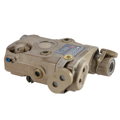 EOTech, Laser Aiming System, ATPIAL-C- Advanced Target Pointer/Illuminator/Aiming Laser, Mil-Spec, Tan Finish