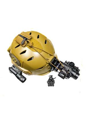 Pvs14 Helmet Build