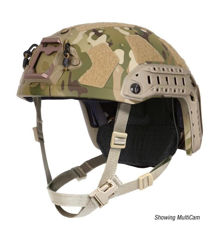 Ops Core SF Super High Cut Helmet Multi Cam. OCC Dial