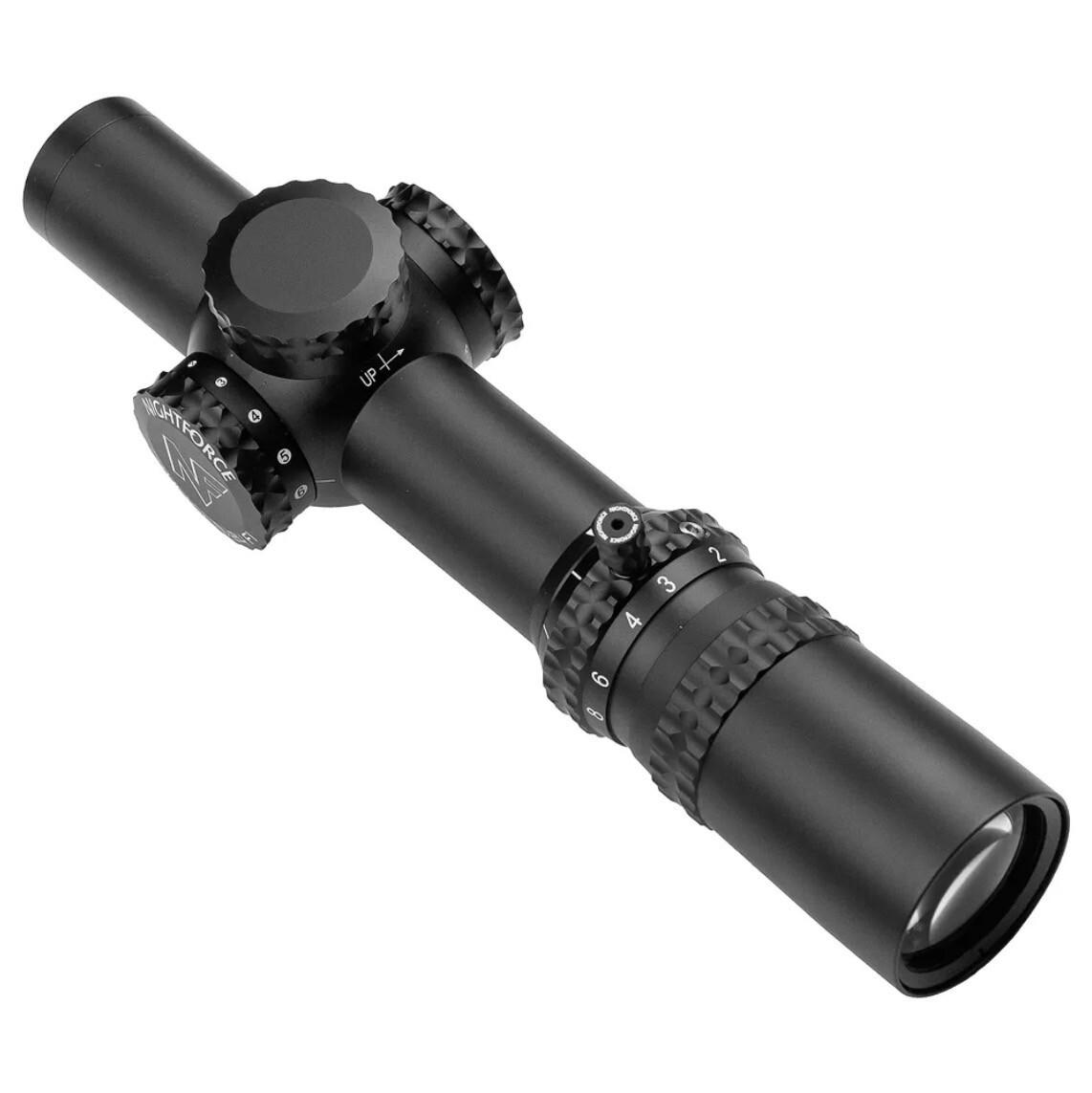 Nightforce ATACR 1-8x24 F1 .1 Mil-Radian NVD PTL FC-DMX C653