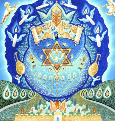 Light of Hanukka