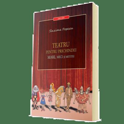 Teatru pentru prichindei mari, mici şi mititei