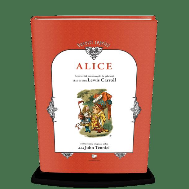 Alice, pentru copiii de grădiniţă
