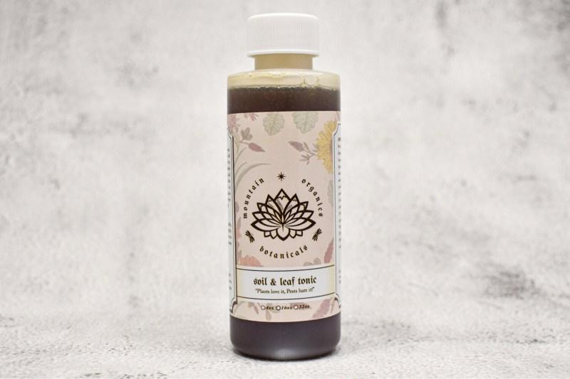 Mountain Organics - Soil & Leaf Tonic - 4oz