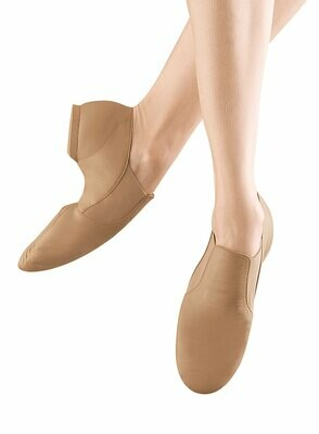 S0499L Bloch Adult Elasta Bootie Jazz Shoe