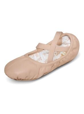 S0246G Bloch Child Ballet Slipper No Drawstrings