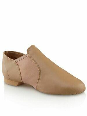 EJ2A Capezio Adult Slip on Jazz Shoe