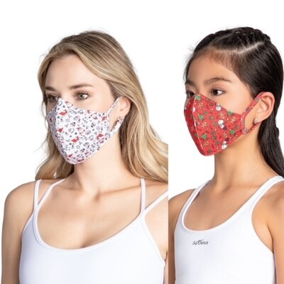 Holiday Fitted Masks