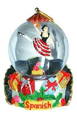 Mini Spanish Snow Globe