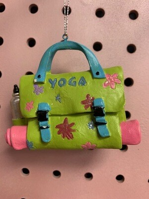 Yoga Bag Ornament