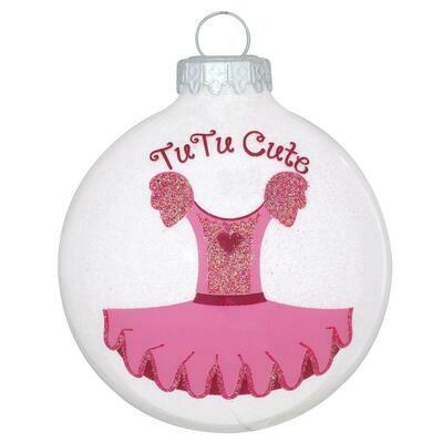 Tutu Cute Ornament