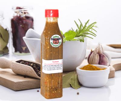 Organic fresh chilli mash with lime (extra hot)340ml