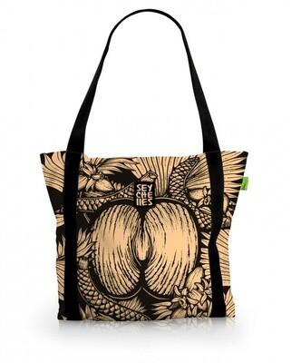 Vintage Coco de Mer Bag