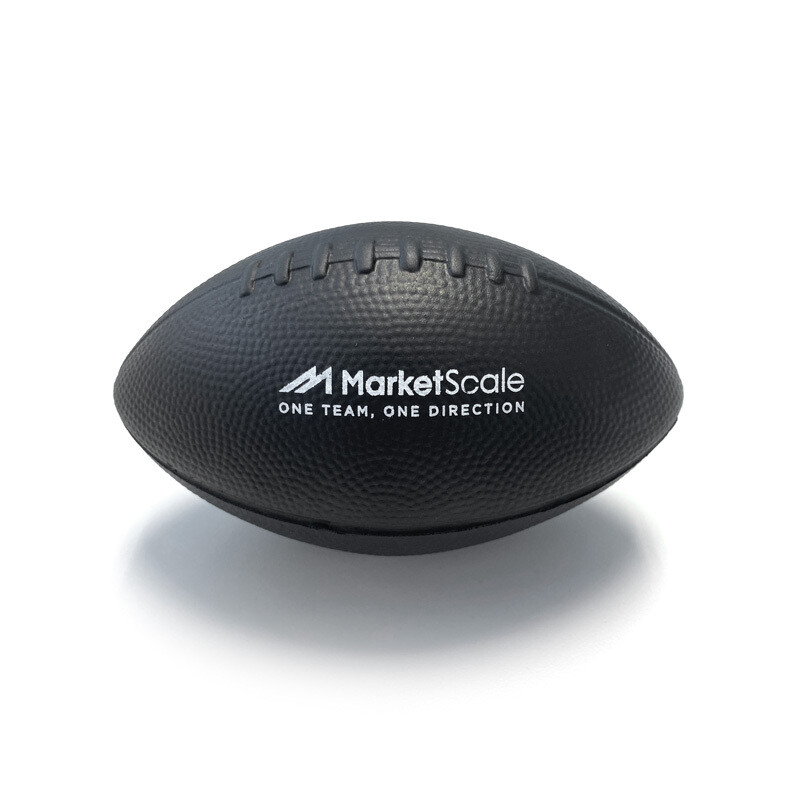 MarketScale Football Stress Ball