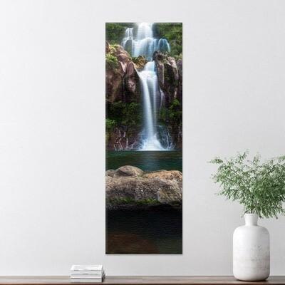 Fotolerret panorama 50x150 cm