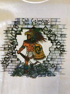 2018 Move-a-thon T-Shirt (Guerrero azteca)
