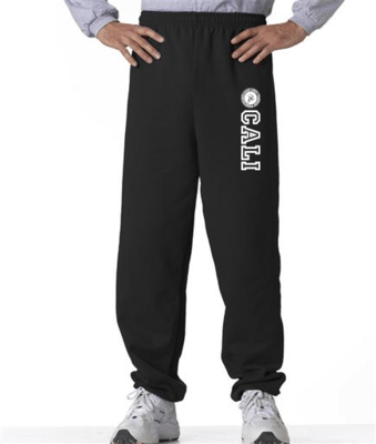 Adult Sweatpants - Black / Pants para adultos - color negro