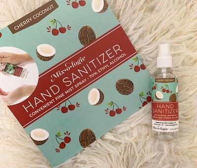 Spray Hand Sanitizer