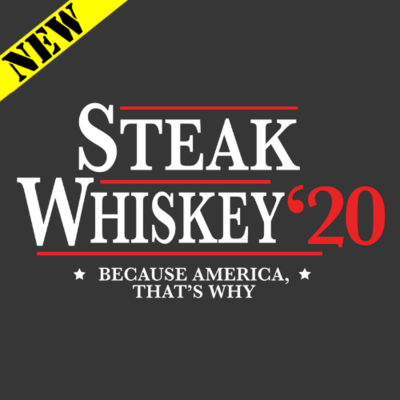 T-Shirt - Whiskey Steak 2020