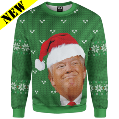 GH Christmas Sweater - Trump