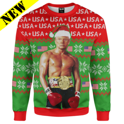 GH Christmas Sweater - Donnie Balboa