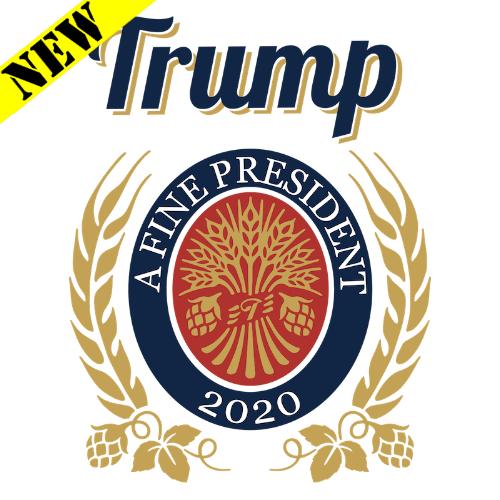 T-Shirt - Trump: A Fine President