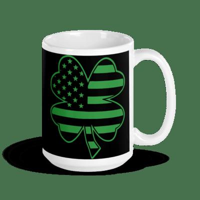 Coffee Mug - Clover Flag