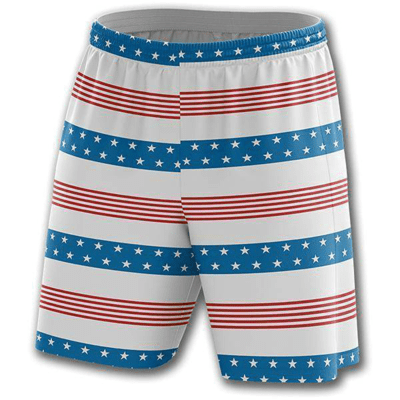 GH Shorts - Glory Stripes
