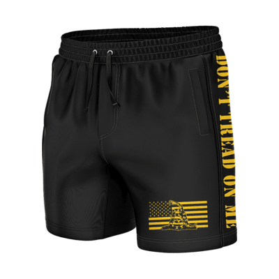 GH Swim Trunks - Dont Tread On Me (Shorties)