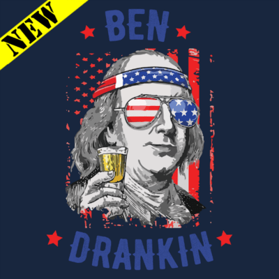 T-Shirt - Ben Drankin