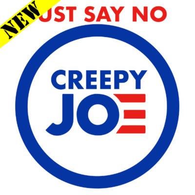 T-Shirt - Just Say No To Joe
