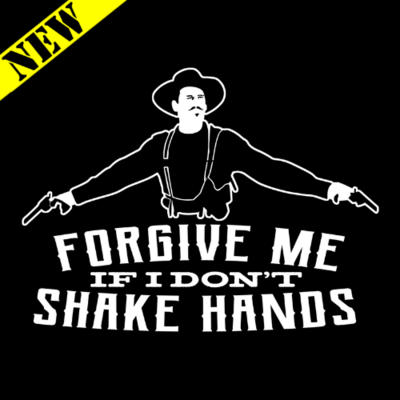 T-Shirt - Forgive Me