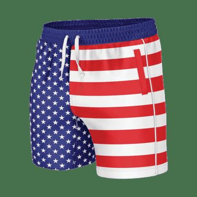 GH Swim Trunks - Stars and Stripes (Shorties)