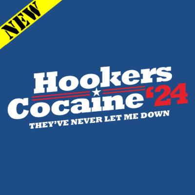 T-Shirt - Hookers 2024