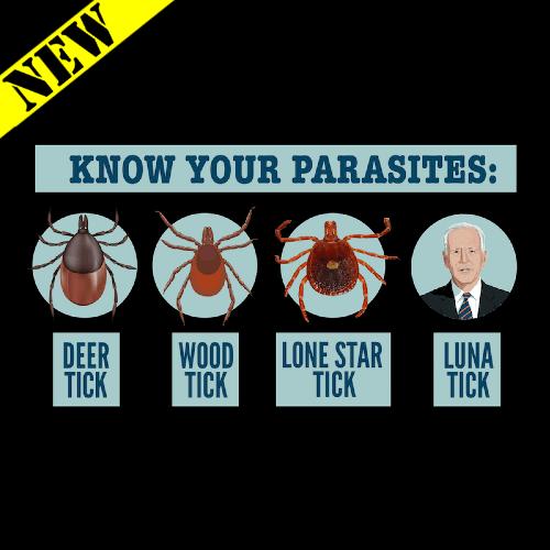 T-Shirt - Know Your Parasites
