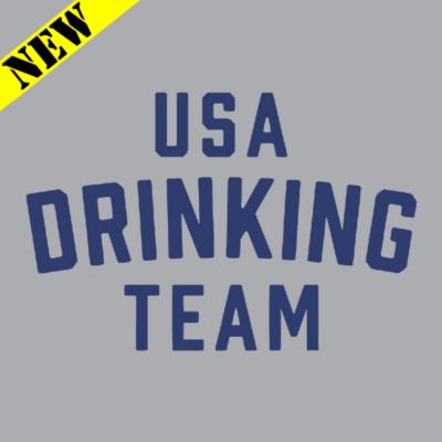 T-Shirt - USA Drinking Team