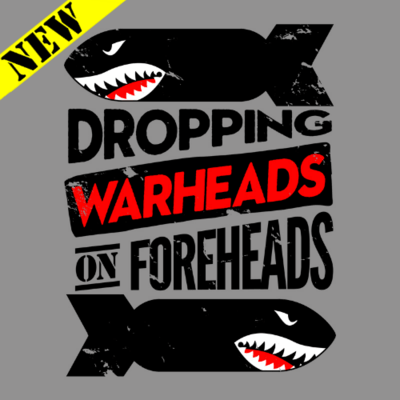 T-Shirt - Warheads on Foreheads