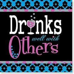 Napkins - Drinks Well