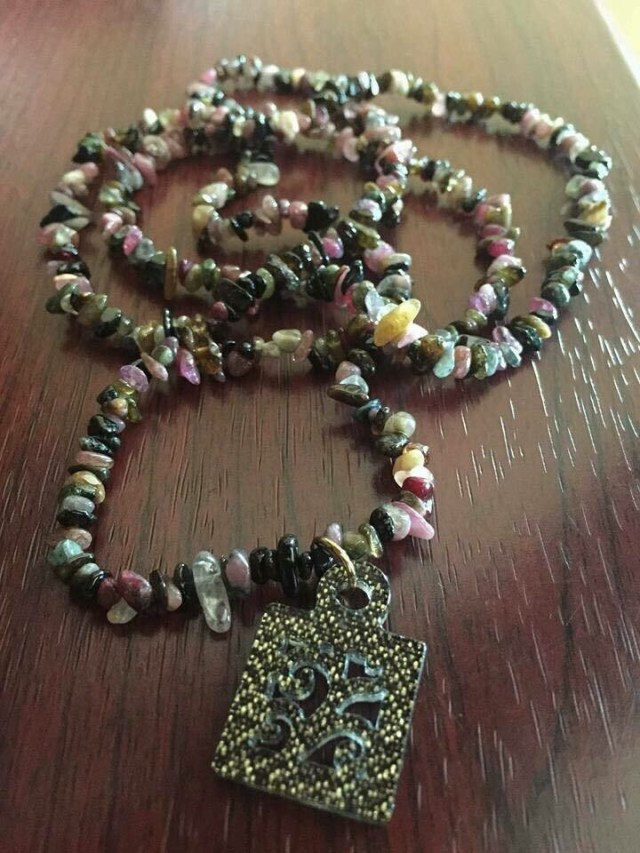 Quarry Necklace By Color By Amber