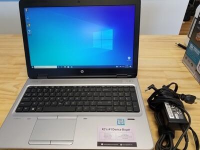 Hp ProBook 650 G2 i5-6300U 2.50GHz 8GB RAM 256SSD