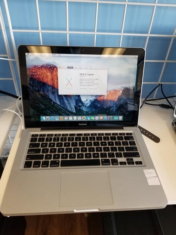 2008 Macbook Pro 13