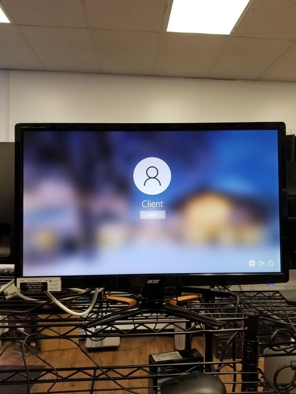 ACER LCD Monitor 23