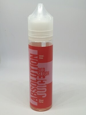 Absolution Red Slush 50ml