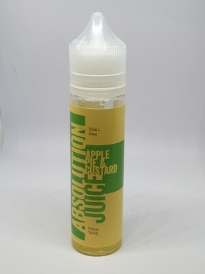 Absolution Apple Pie & Custard 50ml