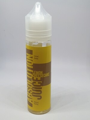 Absolution Lemon Cheesecake 50ml