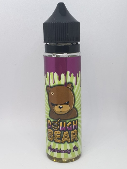 Dough Bears Appleberry Pie 50ml